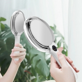 StarLite Hand Held Rechargeable LED Makeup Mirror